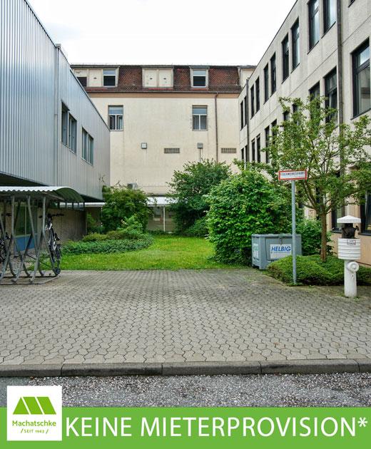 Keine Mieterprovision* - Verkehrstechnisch günstige Lage - Büro- und Lagerfläche