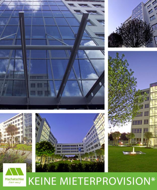 Keine Mieterprovision* - Repräsentativ - Büropark - Verkehrsgünstig - Neubau und Bestandsobjekt