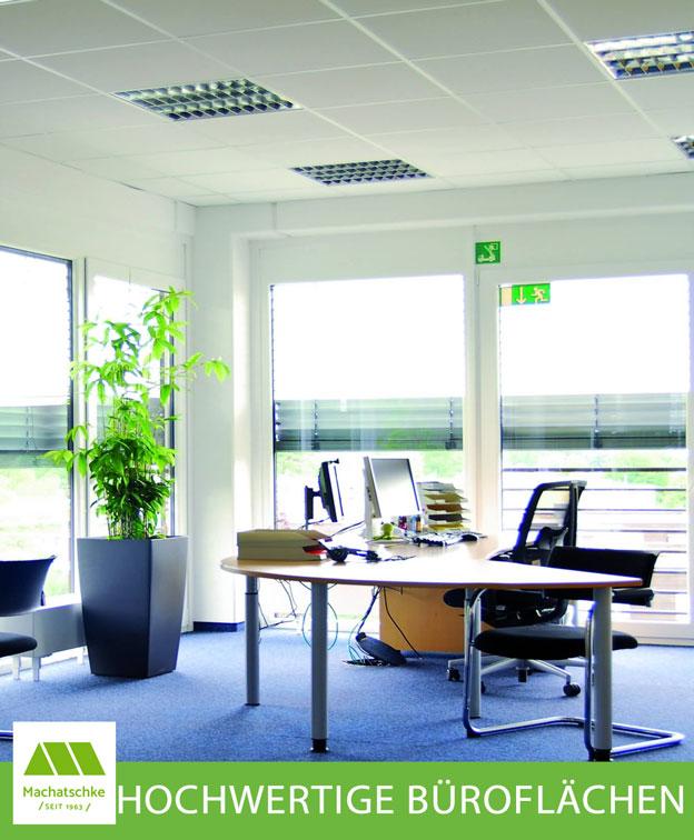 Stellplätze - teilbar - Klimatisierung - im Grünen - variable Raumaufteilung
