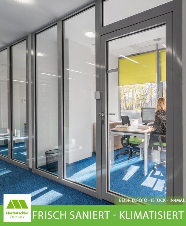 Raum für Ideen: hochwertige Büroflächen mit flexibler Raumaufteilung