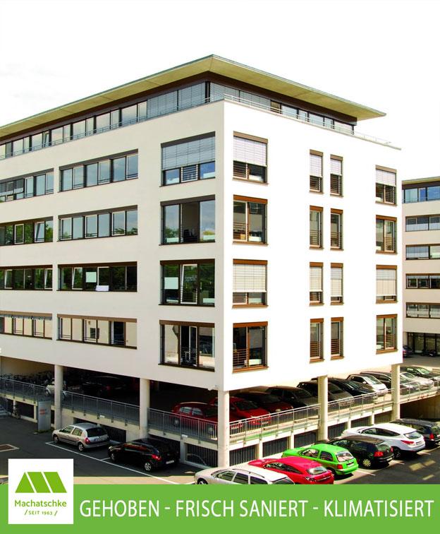 Gehoben - frisch saniert - Klimatisiert - flexible Raumaufteilung - im Grünen