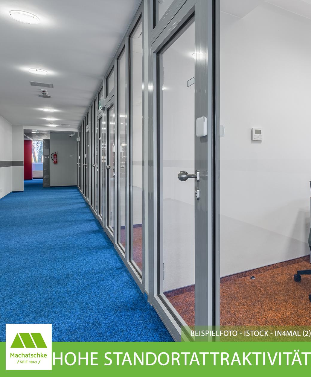 Modern - Zentrale Lage - Helle Büroräume - Gute Infragstruktur - Hohe Standortattraktivität
