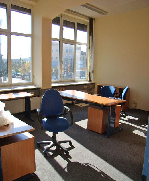 Flexible Büroflächen im Nürnberger Süden