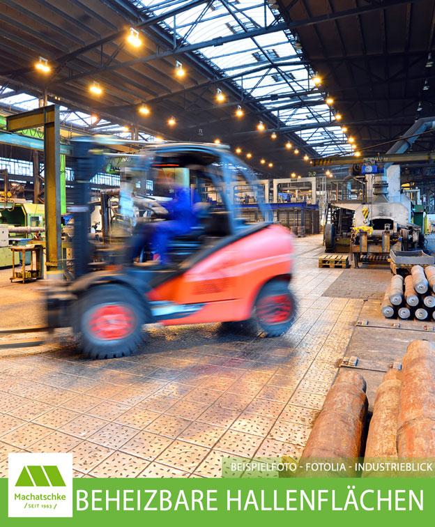 Vielseitig nutzbares Industrie-, Lager-, Serviceobjekt mit Verwaltungsflächen