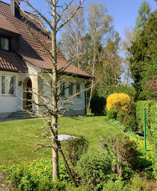 Traumlage - Wunderschönes Grundstück - Gepflegtes Anwesen - Erweiterbar - Wertstabile Anlage