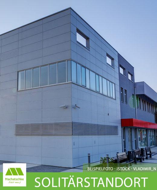 Solitärstandort - Showroom - Großhandel - Produktion - Lager - Logistik -Onlinehandel - Handwerk