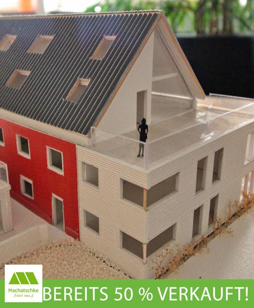 Sommer, Sonne, Dachterrasse! Neubau und dennoch bezahlbar - und das ganze mit Blick auf's Wasser!
