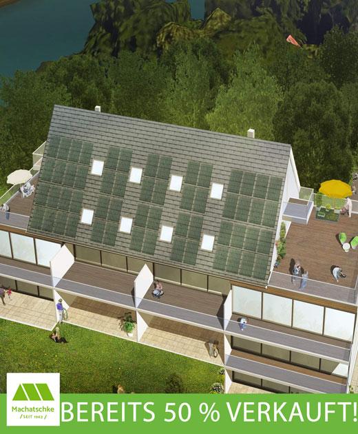 Dachterrassen-Maisonettewohnung in ruhiger, sehr gut erschlossener Lage