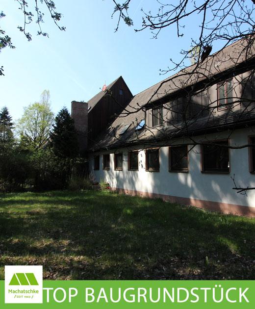 Bestandsgebäude mit Grundstück / Baugrundstück in begehrter Wohnlage zwischen Nürnberg und Erlangen