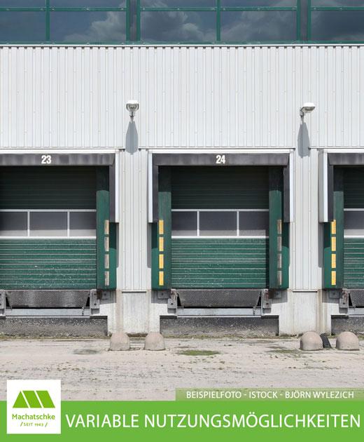 Logistik - Lager - Produktion - Bestand - Neubau - Verwaltung