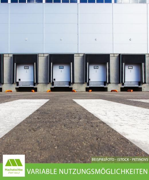 Ihr neuer Geschäftssitz für Logistik - Lager - Produktion - Verwaltung