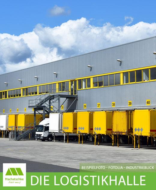 Ihr neuer Logistik-/ Lager-/ Produktionsstandort nach Wunschgröße