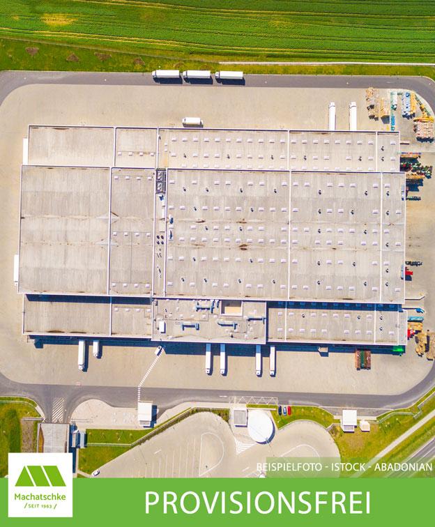 Provisionsfrei - Logistik - Lager - Produktionsfläche - 1 A Verkehrsanbindung