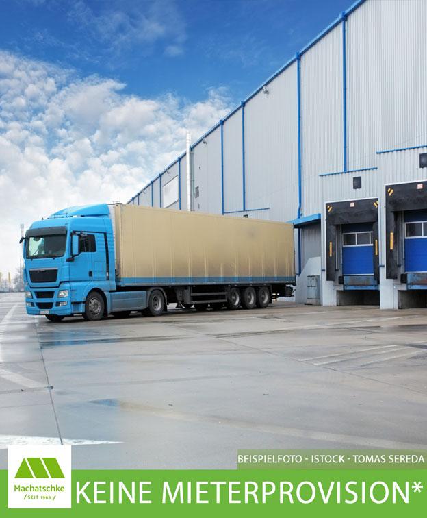 Provisionsfrei - Logistik - Lager - Service - Autobahnnähe - Teilbar