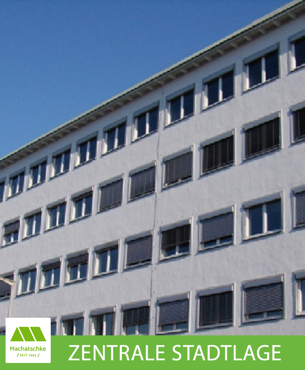 Büro-, Verwaltungs-, oder Dienstleistungsgebäude in zentraler Stadtlage