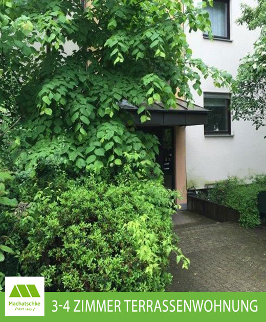 Sehr hübsche 3-4 Zimmer Terrassenwohnung in bevorzugter Wohnlage in Schwaig bei Nürnberg