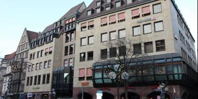 Bürovermietung in der Nürnberger Innenstadt