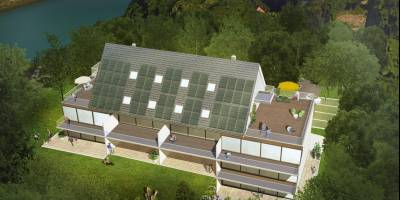Bauvorhaben am Malvenpark erfolgreich abgeschlossen