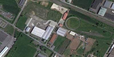 Betriebsanwesen für Produktion und Logistik 60.000 qm vermietet