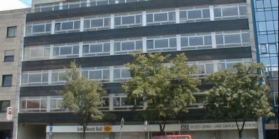 Bürofläche am inneren Stadtring vermittelt