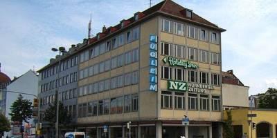 Betriebsanwesen an Nürnberger Torpunkt zur Altstadt vermittelt