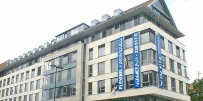 Vermietungsauftrag für Büroflächen in Neubau