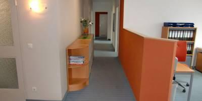 Büroflächen in der Innenstadt von Nürnberg vermietet