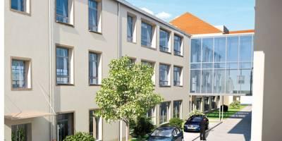 """300 qm Büroflächenanmietung im Fürther """"NEXT"""""""