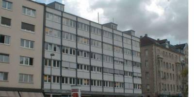 Vermietung von Büro- und Verwaltungsflächen im Nürnberger Westen