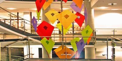 Moderne Ladenfläche im City-Park-Center vermietet