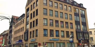 Große Gewerbefläche in exponierter Lage im Nürnberger Geschäftszentrum verkauft
