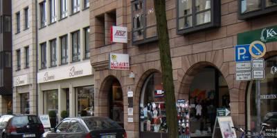 Laden in klassischer Innenstadtlage vermietet