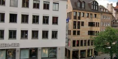 Büroflächen in Nürnbergs Innenstadt vermietet