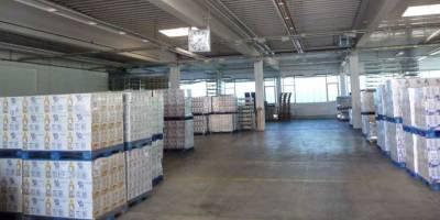 Lager-/Logistikhalle langfristig vermietet