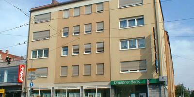 Mietwohn- Geschäftshaus unweit des Stresemannplatzes verkauft