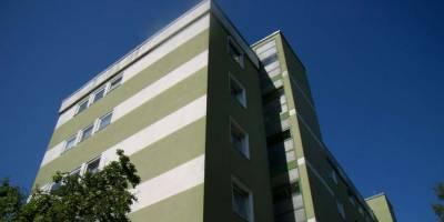 Moderne Wohnanlage inmitten einer großen Grünanlage im Nürnberger Stadtgebiet verkauft