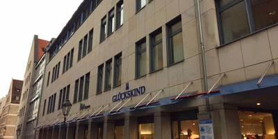 Büroflächen in der City vermietet