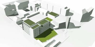 Projektentwicklung Nürnberg-West