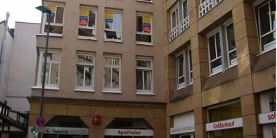Praxisflächen in Nürnberg Mitte vermietet