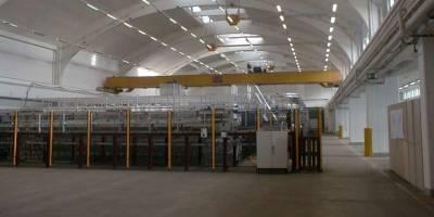 2.100 qm im Bereich Lager und Logistik vermietet
