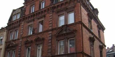 Mietwohnhaus in der Nordstadt Nürnbergs verbrieft