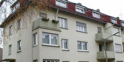 Wunderbares Mehrfamilienhaus in begehrter Lage in Nürnberg Nord-Ost verbrieft