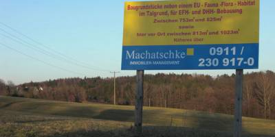 Großes Wohnbaugrundstück im Nürnberger Umland erfolgreich verkauft