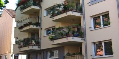 Neubau Eigentumswohnungsanlage in Nürnberg - Wöhrd