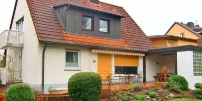 Freistehendes Einfamilienhaus in Rückersdorf bei Nürnberg verkauft