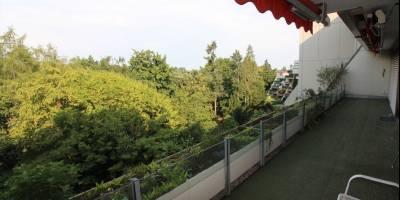 Verkauf einer Dachterrassenwohnung in Nürnberg